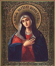 Virgen de la Misericordia de Vilna