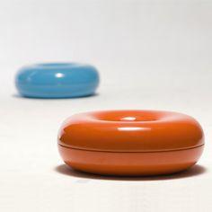 shop@thedesignrepublic - 设计共和官方在线商店 | 中国 Neri 大号红色漆器甜甜圈 - Lacquer Donut Large Coral 配件TABLEWARE Humidifier Version III