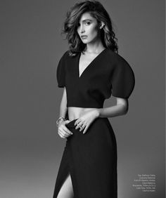 Rose Byrne Poses in Harper's Bazaar Latin America August 2013 Cover Shoot | Fashion Gone Rogue: The Latest in Editorials and Campaigns