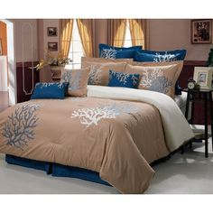 Panama Jack Home 7 Piece Comforter Set