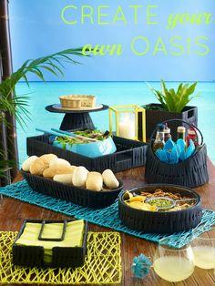 Oasis Homewares Summer 14/15