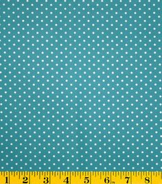 Stonehill Collection Fabric-Fields Of Glory Dots Blue