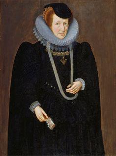 International Portrait Gallery: Retrato de Lady Scudamore