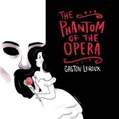 """1,302 curtidas, 15 comentários - Isadora Zeferino (@imzeferino) no Instagram: """"for #20thcenturyreturn, the book chosen for the 1910's was phantom of the opera... and as I am a…"""""""