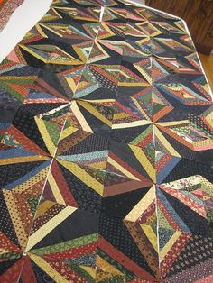 Finely Finished Quilts: Connie's Class Samples..string quilt ... : string quilts patterns - Adamdwight.com
