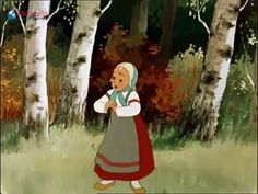 Русские народные сказки. Сборник мультфильмов. Часть 1. Escape Movie, Disney Characters, Fictional Characters, Aurora Sleeping Beauty, Cinema, Animation, Disney Princess, Illustration, Movies