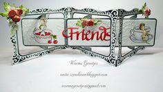 Anita 's Warme Groetjes: Friends...