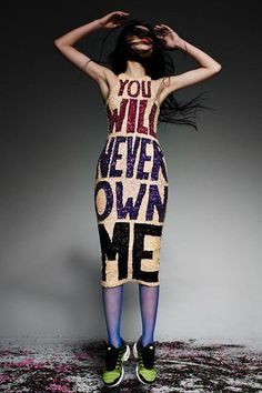 You Will Never Own Me