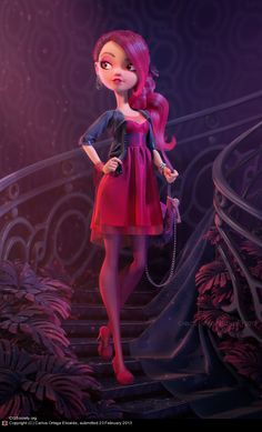 One Last Look by Carlos Ortega Elizalde | 3D | CGSociety