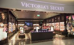 Victoria's Secret open its first Irish store in Terminal 2 at Dublin Airport
