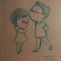 Wedding couple sketch pictures for 2019 Drawings For Him, Cute Couple Drawings, Mini Drawings, Love Drawings, Cartoon Drawings, Drawing Sketches, Note Doodles, Couple Sketch, Cute Couple Poses