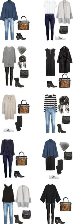 livelovesara - My life in a blog by Sara Watson. Packing list: 2 weeks for Christmas in Europe- Outfit Options 1. Lista de Equipaje: 2 semanas por Europa en Navidad. Opciones de Outfits 1