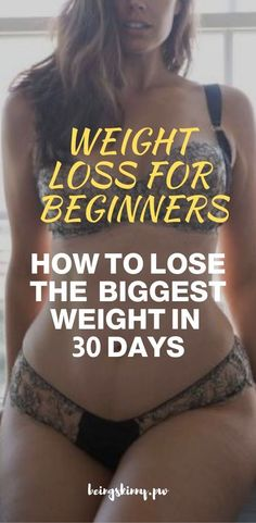 Weight Loss For Beginners: How To Lose The Biggest Weight in 30 Days Losing 10 Pounds, 20 Pounds, Weight Loss Goals, Weight Gain, Deep Breathing Exercises, Eating At Night, Fitness Workout For Women, Keeping A Journal, Burn Calories