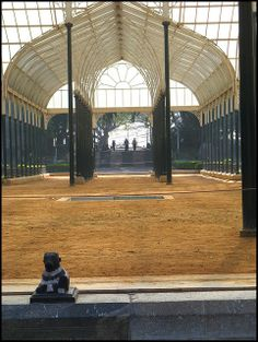 Glass House                                             At the Lalbagh, Bangalore