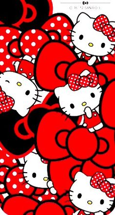 Hello kitty Hello Kitty Iphone Wallpaper, Hello Kitty Backgrounds, Cellphone Wallpaper, Wallpaper S, Sanrio Wallpaper, Hello Kitty Clipart, Hello Kitty Pictures, Sanrio Hello Kitty, Foto Hello Kitty