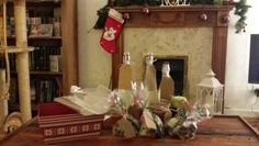 Christmassy Hampers....
