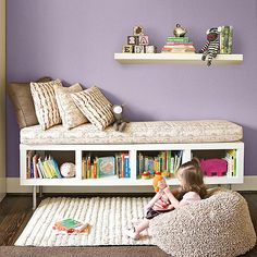 Whether you're revamping their bedroom, playroom, study space, or closet, use our simple solutions to wow your kids.