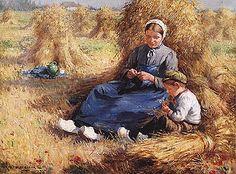 Pothast Paintings   Cucito, maglia,ricamo, tessitura………………………..