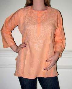 Fashion designers all over the world since last decade have been taken over with the style and beauty of Indian tunics this love for Indian tunics over the last decade has grown more and more. Cotton pricing has over last few years gone high and finding quality yet affordable cotton tunics online is sometimes a challenge. For more information about cotton tunics continue read…