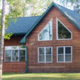 Liberty Lodge Retreat - Mora, MN:    Self-service or hosted weekends accommodating up to 10 guests.