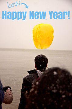 Happy Lunar New Year in Korea!