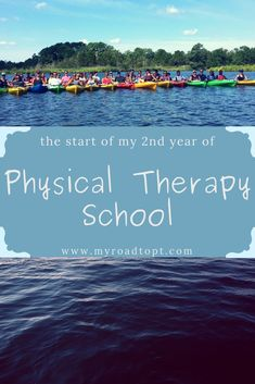 Read about the beginning of my 2nd year of Physical therapy school. | My Road to PT #ptstudent #physicaltherapy #dpt #spt #gradschool #myroadtopt