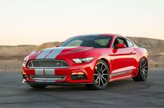 2015 Shelby GT is a 627-HP Tuner Ford Mustang
