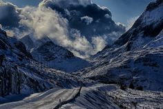 Icy Road Take Me Home by Fotografan  on 500px