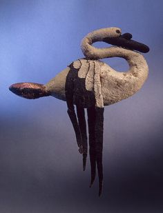 Swan  Pazyryk Culture, 5th-4th century BC  The Hermitage Museum