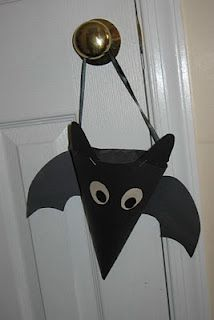 Bat treat holder