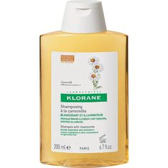 Klorane Camomile Shampoo For Blonde Hair