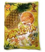 Exclusive ===> The pina loca lollipops dipped in chile? Genius!