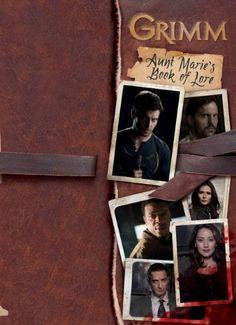 #FandomFriday: #Grimm Merchandise We Want - Aunt Marie's Book of Lore