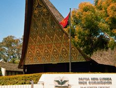 Take a drive to see the embassies in Canberra!