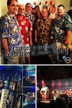Changes in Latitude (A Celebration of Jimmy Buffett) on 8/14/16 #BeachMusic #JimmyBuffett #FiveOClockSomewhere #Margaritaville #LiveMusic #MusicVenue #Richmond