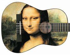 Mona Lisa Acoustic Guitar