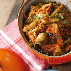 Marys matiga grönsaksgryta Marrakech