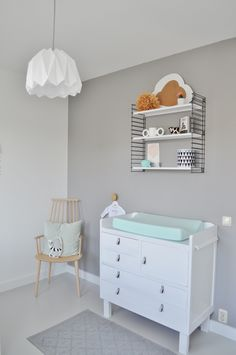 Babykamer | nursery | hema | hay | cloud | http://www.10voorstijl.nl/category/weblog/