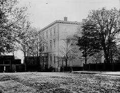 "The ""White House of the Confederacy,"" Jefferson Davis' home"
