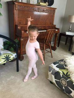 A true ballerina