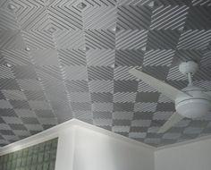 Plastic Drop Ceiling Tiles