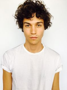 Miles McMillian - IMG New York Men S/S 16 Polaroids/Portraits (Polaroids/Digitals)
