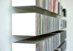 cd и dvd-диски полки подставки