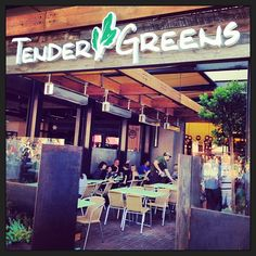 Tender Greens Irvine photo by @socalbri12: #TenderGreens was so delicious! Great pre-movie restaurant at the Spectrum.