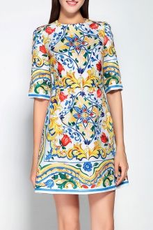 SHARE & Get it FREE | Colorful Floral Mini DressFor Fashion Lovers only:80,000+ Items • New Arrivals Daily • FREE SHIPPING Affordable Casual to Chic for Every Occasion Join Dezzal: Get YOUR $50 NOW!
