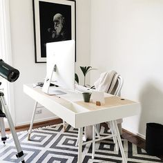 "187 Likes, 4 Comments - BoConcept Sydney (@boconceptsydney) on Instagram: ""A home office so beautiful you might actually be tempted to do some work in it! Inside the lovely…"""