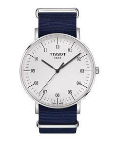 Официальный сайт Tissot - Часы - T-Classic - TISSOT EVERYTIME (2016) - T1096101703700