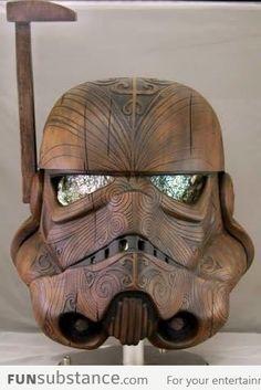 Star Wars; New Zealand Style.