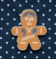 Disney Pin 2015 STAR WARS Gingerbread Series Mystery Han Solo
