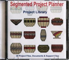 30 new segmented project designs and much more; Click for details on the Segmented Project Library